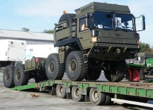 Military Equipment carriers