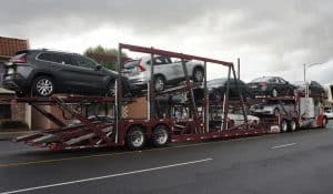 Open Auto Transport