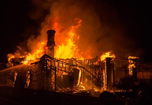 Brooklyn home fire