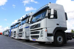 Big Truck Companies Vs. Small Carriers