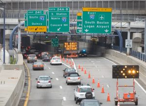 Relax, You're Just Driving In Boston