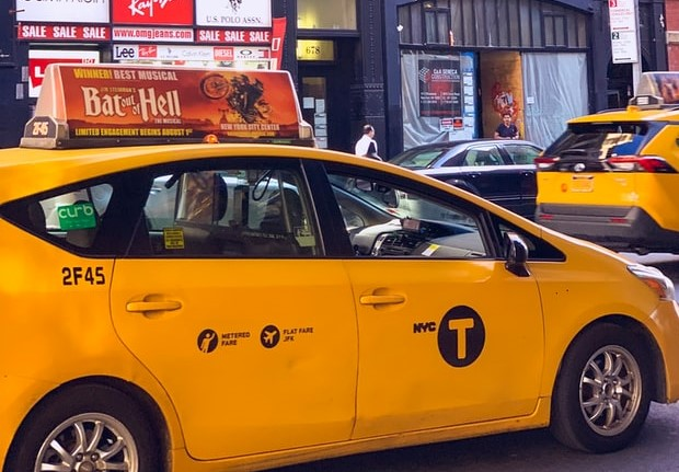 Ben Bailey And The Cash-In Of Taxicabs: How It Got Started