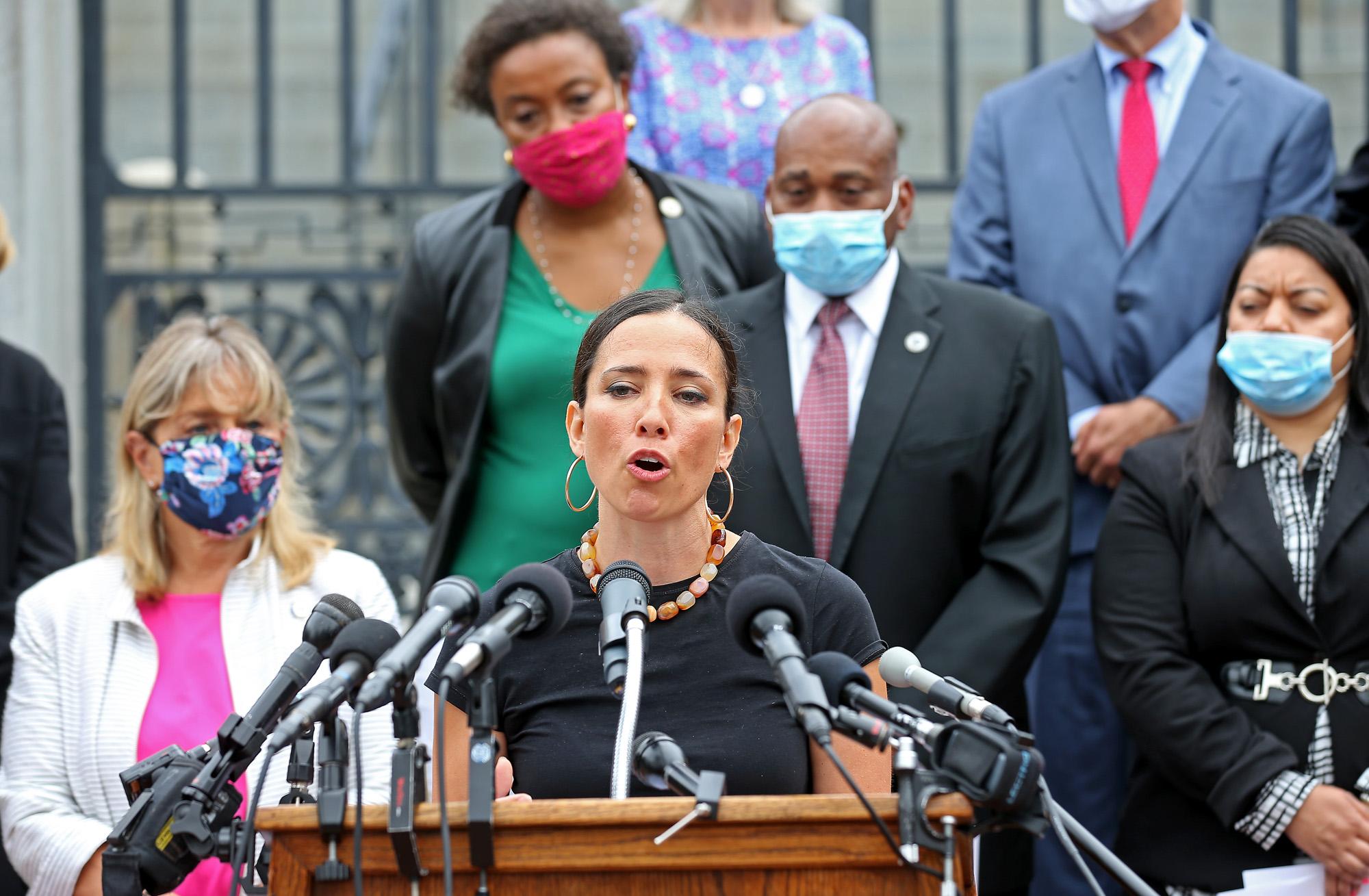 Senator Sonia Chang-Díaz Explores Run for Governor in 2022